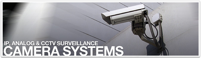 IP, Analog and CCTV Surveillance Camera Systems